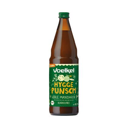 Voelkel Hygge Punsch Apfel Mandarine 750ml (inkl. 0.30 Depot)